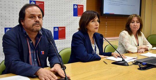 MINISTERIO DE SALUD DECRETA ALERTA SANITARIA PREVENTIVA