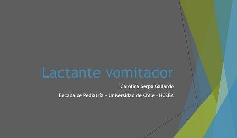 SEMINARIO LACTANTE VOMITADOR